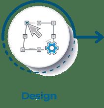 Mould design icon