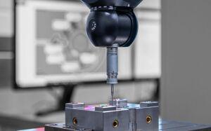 PH10T PLUS motorised indexing probe head used by GTM