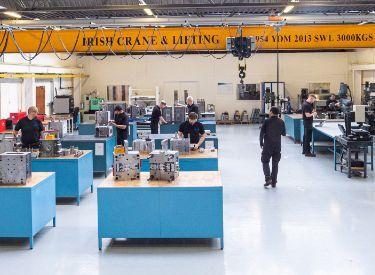 GTM Repair and Maintenance facilities