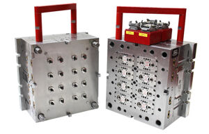 Production moulds manufactured by GTM